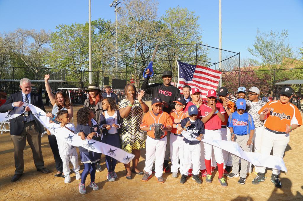 Bronx-Field-Ribbon-Cutting-Ceremony